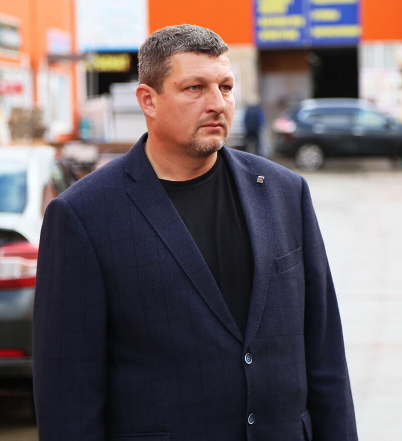 Андрей Юрьевич Тихонов - Серпухов